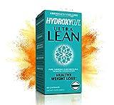 Hydroxycut Ultra Lean Healthy Weight Loss, Turmeric Curcumin & Alpha Lipoic Acid Supplement, Energy & Metabolism Booster, 60 Pills