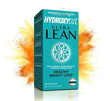 Amazon Com Hydroxycut Ultra Lean Healthy Weight Loss Turmeric