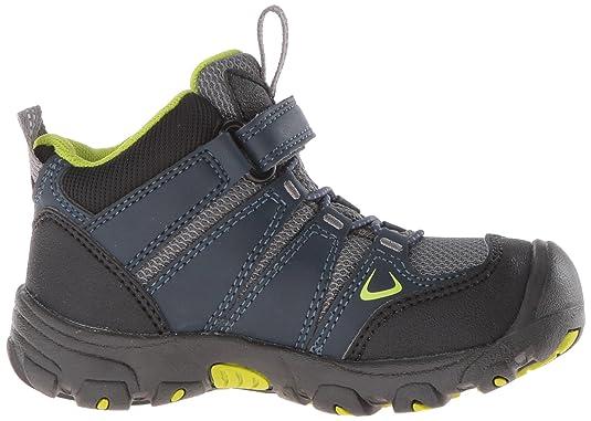 115de1a7094 Amazon.com | KEEN Oakridge Mid WP Shoe (Little Kid/Big Kid) | Hiking Shoes