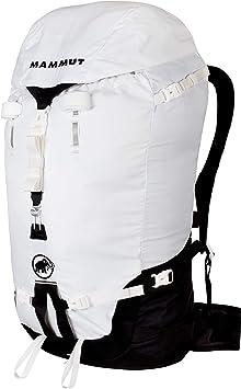 Mammut Trion Light 38+ (Alpine Packs), Groesse-M:38+ L, Farbe-M:White-Black: Amazon.es: Deportes y aire libre