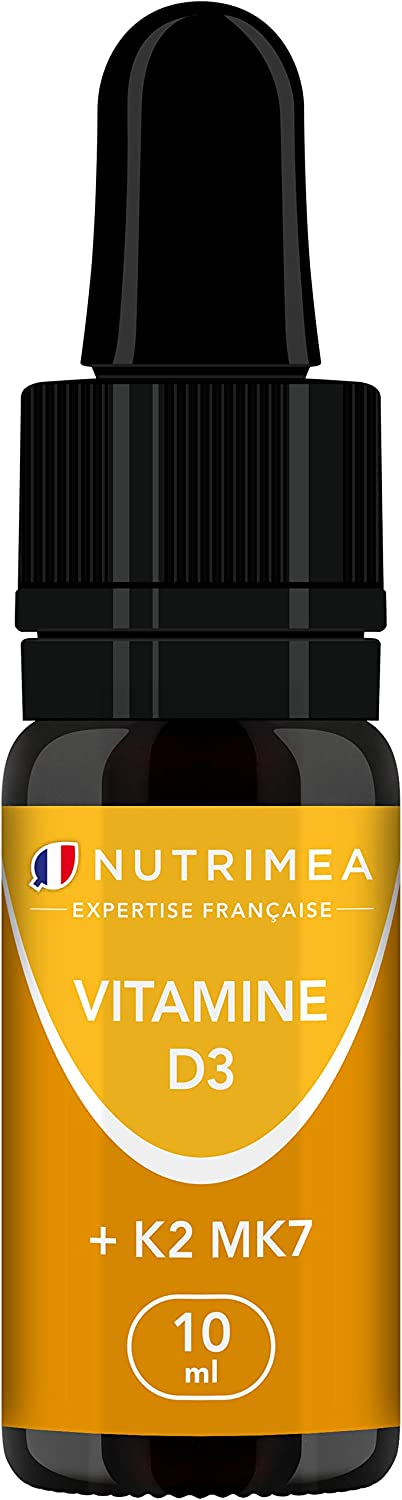 Vitamine D3 Nutrimea 10 ml