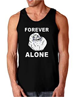 TooLoud Never Forget Pluto Funny Science Fan Loose Tank Top