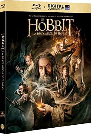 Le Hobbit : La désolation de Smaug Francia Blu-ray: Amazon.es: Ian ...