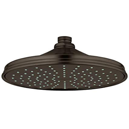 Rustic shower head Low Ceiling Image Unavailable Amazoncom Rainshower Rustic 210 1spray Showerhead Fixed Showerheads