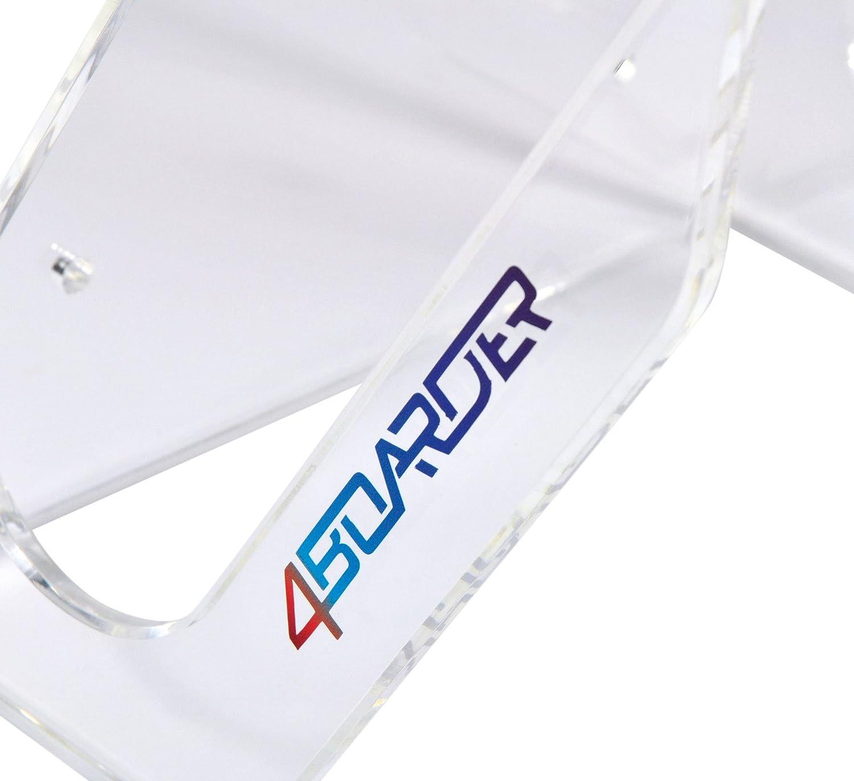 Surfboard Malibu Shortboard como tabla plancha de surf Funboard Longboard Gun Fish 4boarder WAVE sujetador fijaci/ón soporte de pared para los tipos de tablas grandes