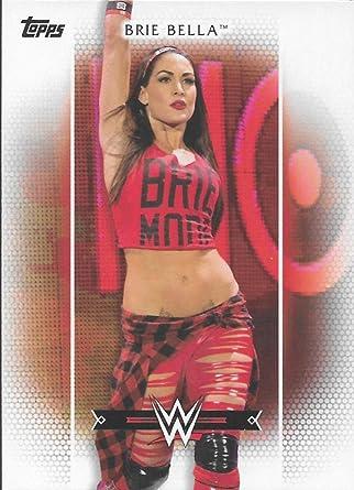 Brie Bella Topps WWE 2017  Card