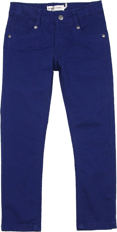 Deux par Deux Boys Twill Pants Written in The Stars Sizes 4-12