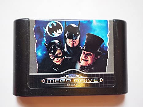 Mega Drive - Batman Returns: Amazon.es: Videojuegos
