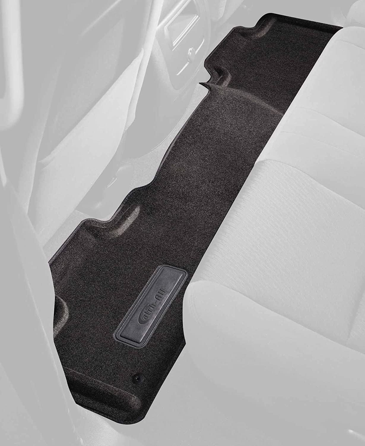 Lund 654863 Catch-All Premium Charcoal Carpet 2nd and 3rd Seat Floor Mat