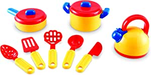 Learning Resources Pretend and Play Cooking Set (10 Piece)