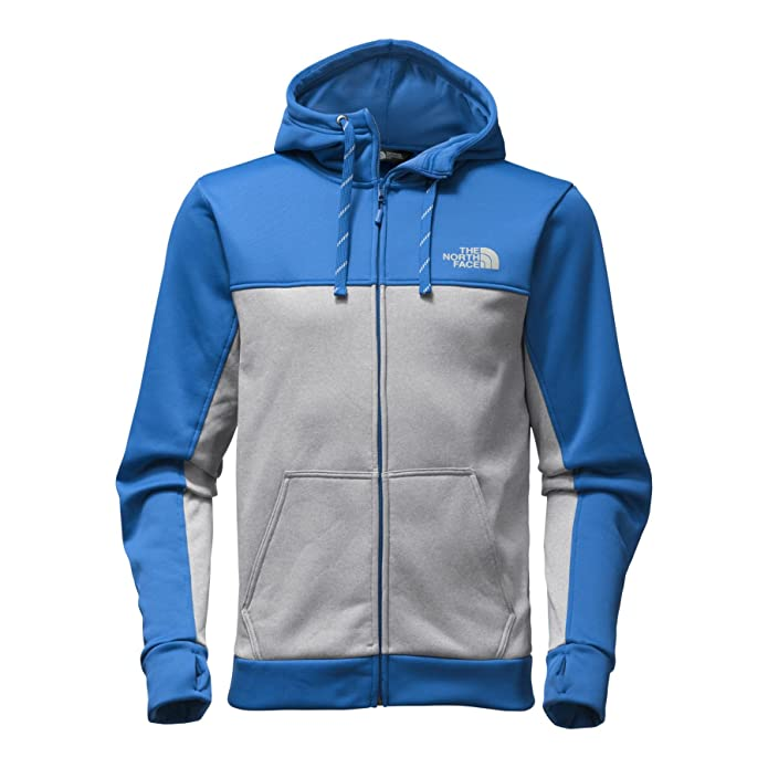 9b91a92e441 Amazon.com: The North Face Men's Surgent Bloc Full Zip Hoody: Clothing