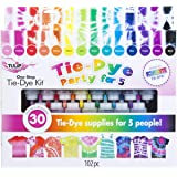 Tulip One-Step Tie-Dye Kit 15-Color Party Kit,...
