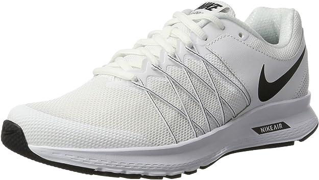 Nike Air Relentless 6 - Zapatillas de Entrenamiento Hombre, Blanco (White / Black), 39 EU: Amazon.es: Zapatos y complementos