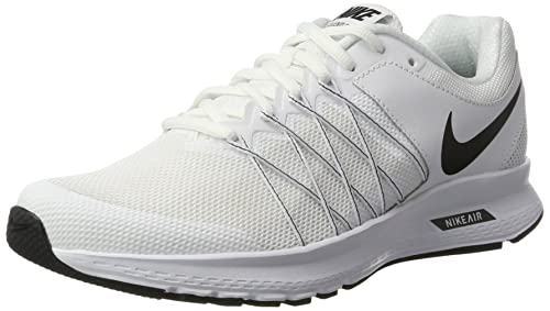 timeless design 1f038 37a5f Nike Air Relentless 6 - Zapatillas de Entrenamiento Hombre, Blanco (White /  Black), 39 EU: Amazon.es: Zapatos y complementos