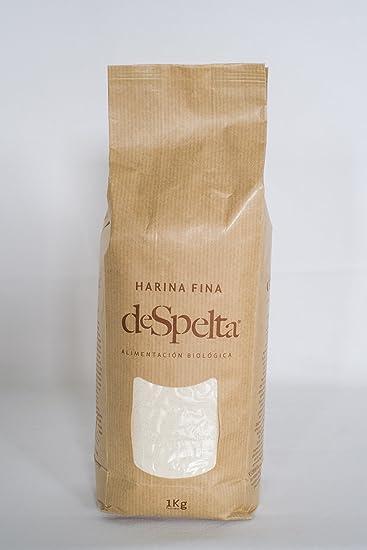 DeSpelta Harina Fina de Espelta Ecológica 1Kg