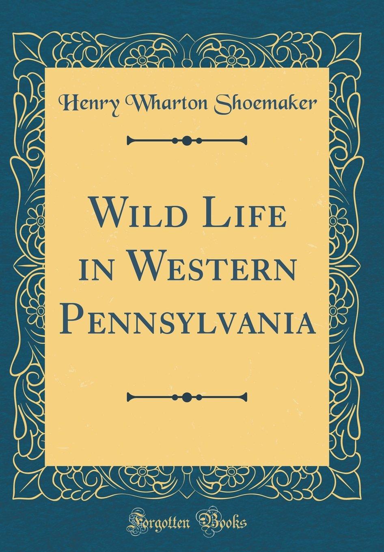 Download Wild Life in Western Pennsylvania (Classic Reprint) PDF