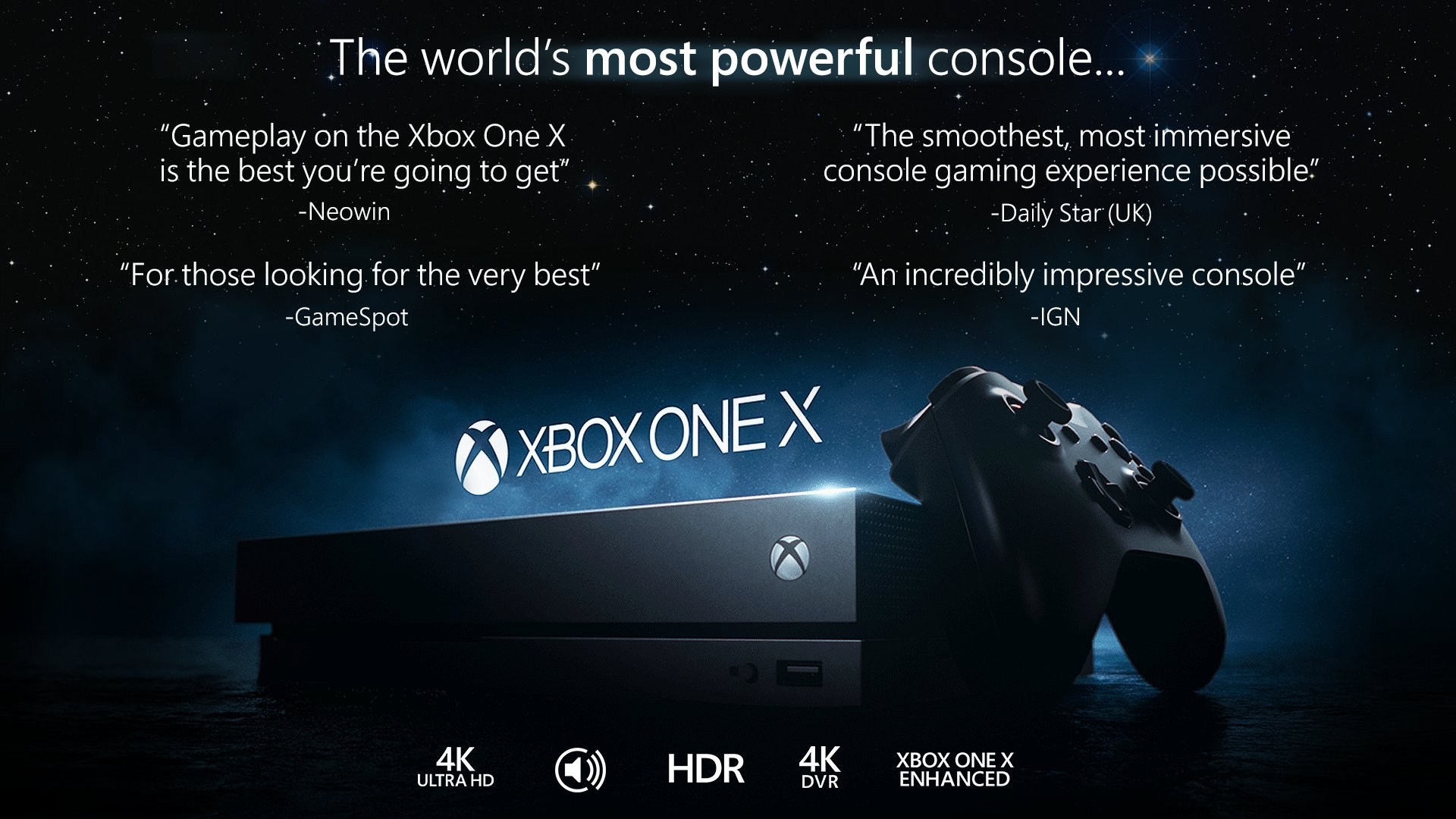 Xbox One X 1TB Console (Discontinued) by Microsoft (Image #7)