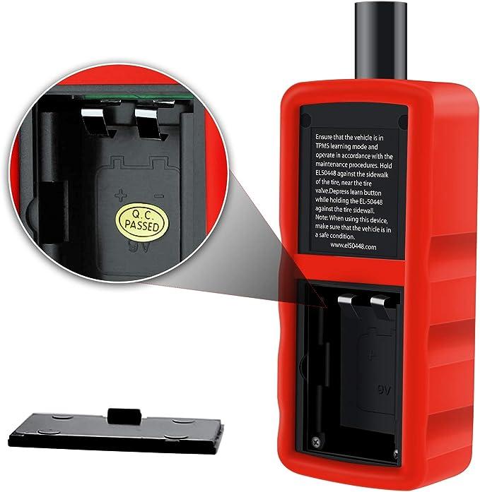 Rdks Relearn Tool Reset Anlernsystem Reifenventilaktivator Reifendruck Kontrollsystem El 50448 Tpms Oec T5 Für Opel Gm Auto