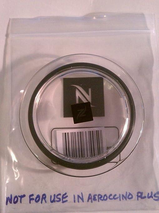Nespresso Aeroccino 3 Citiz & # 3194 repuesto juntas de tapa y ...