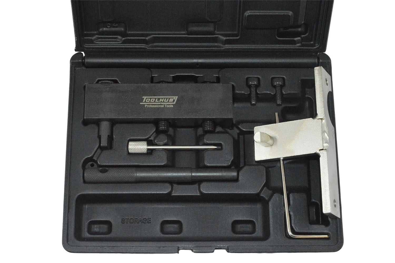 Tool Hub 9861 Kit de Ajuste de Bloqueo de Tiempo de Motor di/ésel para Opel 1.6 CDTi ecoFlex