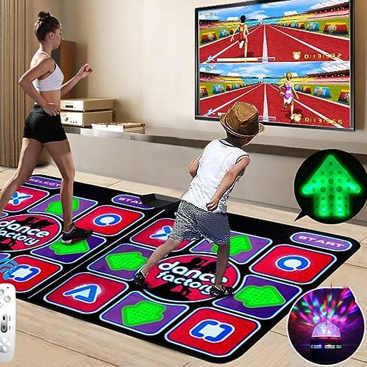 LED Colchoneta de Baile 3D Corriendo Yoga Maquina de Juego ...