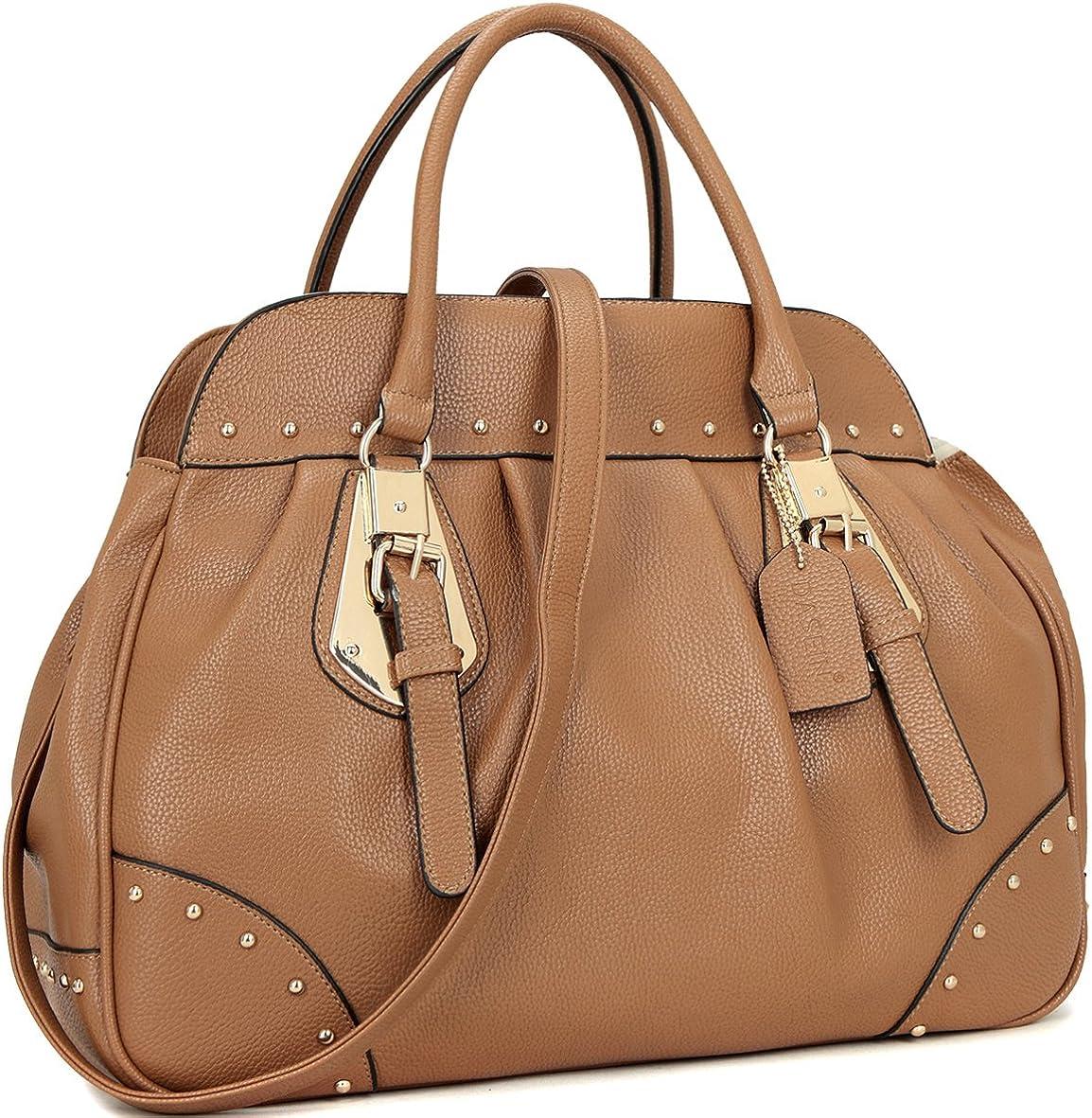 Top Handle Shoulder Bag...