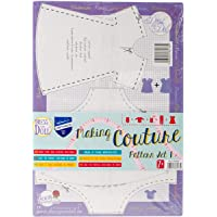 Vervaco – Kit para número 1 Dress Your Doll Outfit Making