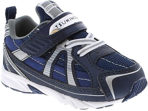 Amazon.com: TSUKIHOSHI - Zapatillas para niños, color azul ...