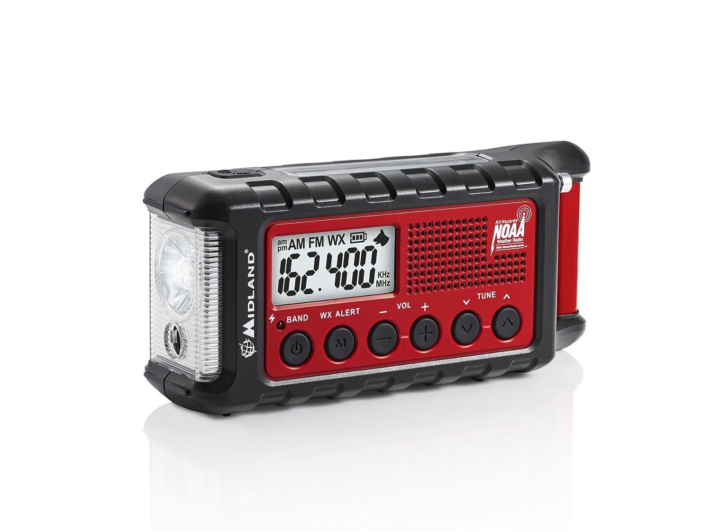 緊急AM-FM-WXラジオ B00GO1UV4E