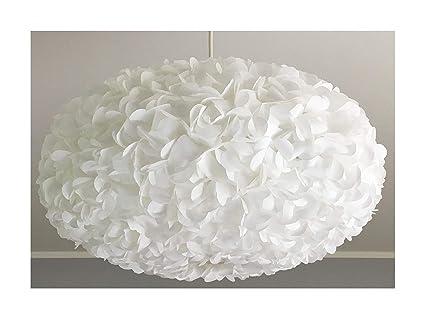 White fluffy ii weiße lampe leuchte lampenschirm pendelleuchte