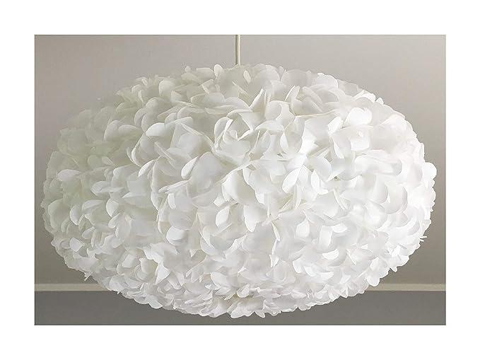 Lampadario Carta Di Riso : White fluffy ii lampada a sospensione paralume lampadario lampada