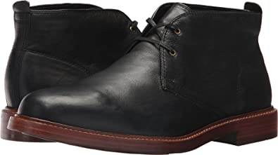 Cole Haan Men's Tyler Grand Chukka Black/Caviar 7 ...