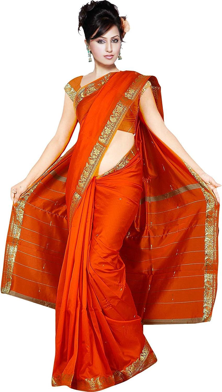 26 Couleurs | Soir/ée /Év/énement v/êtements Traditionnels F/ête Tenues de soir/ée The Fabrics Station Designer Art Indien Fait /à la Main en Soie Saree Sari Wrap pour Partywear Mariage