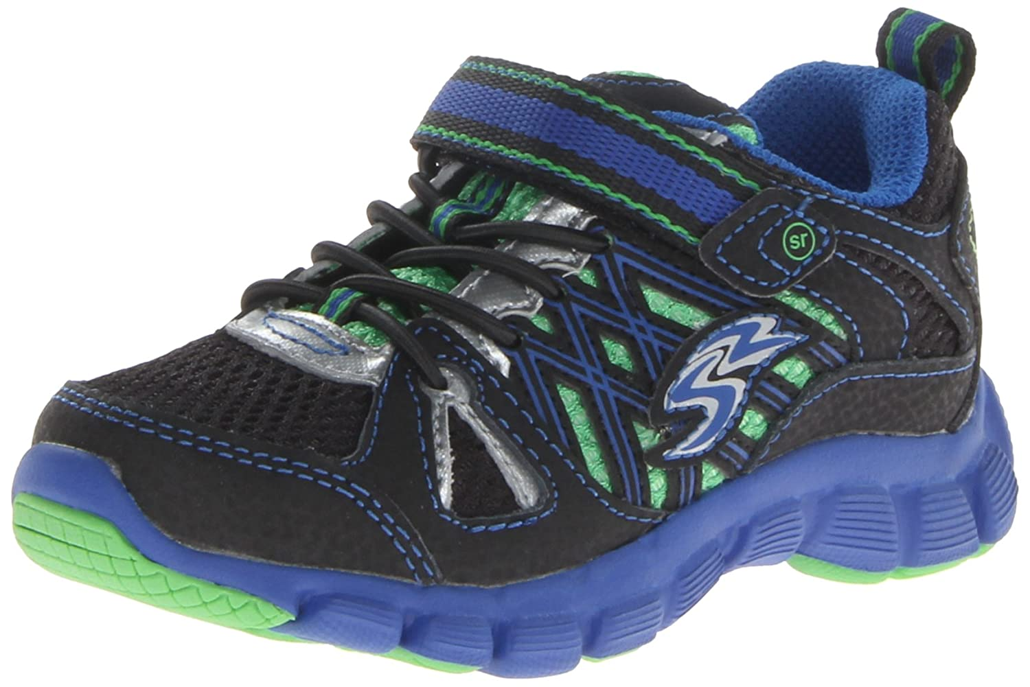 Stride Rite Propel A/C Running Shoe (Toddler/Little Kid) Stride Rite Footwear Boys Propel A/C - K