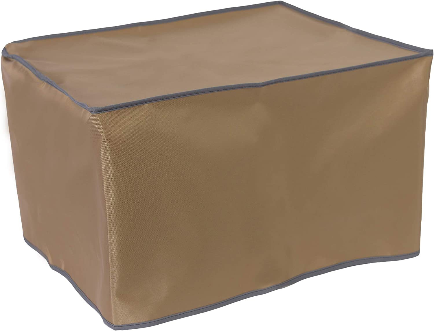 The Perfect Dust Cover, Tan Nylon Cover for HP Laserjet Pro 200 MFP M276 Laser Printer, Anti Static and Waterproof Cover Dimensions 17.7''W x 18.7''D x 16.3''H by The Perfect Dust Cover LLC