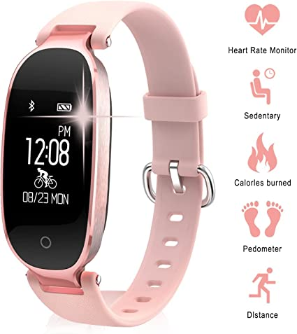 Amazon.com: TechCode Bluetooth Impermeable S3 reloj ...