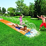 Spring & Summer Toys Banzai 16ft-Long Speed Blast Water Slide