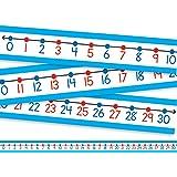 Carson-Dellosa 4421 Student Number Lines