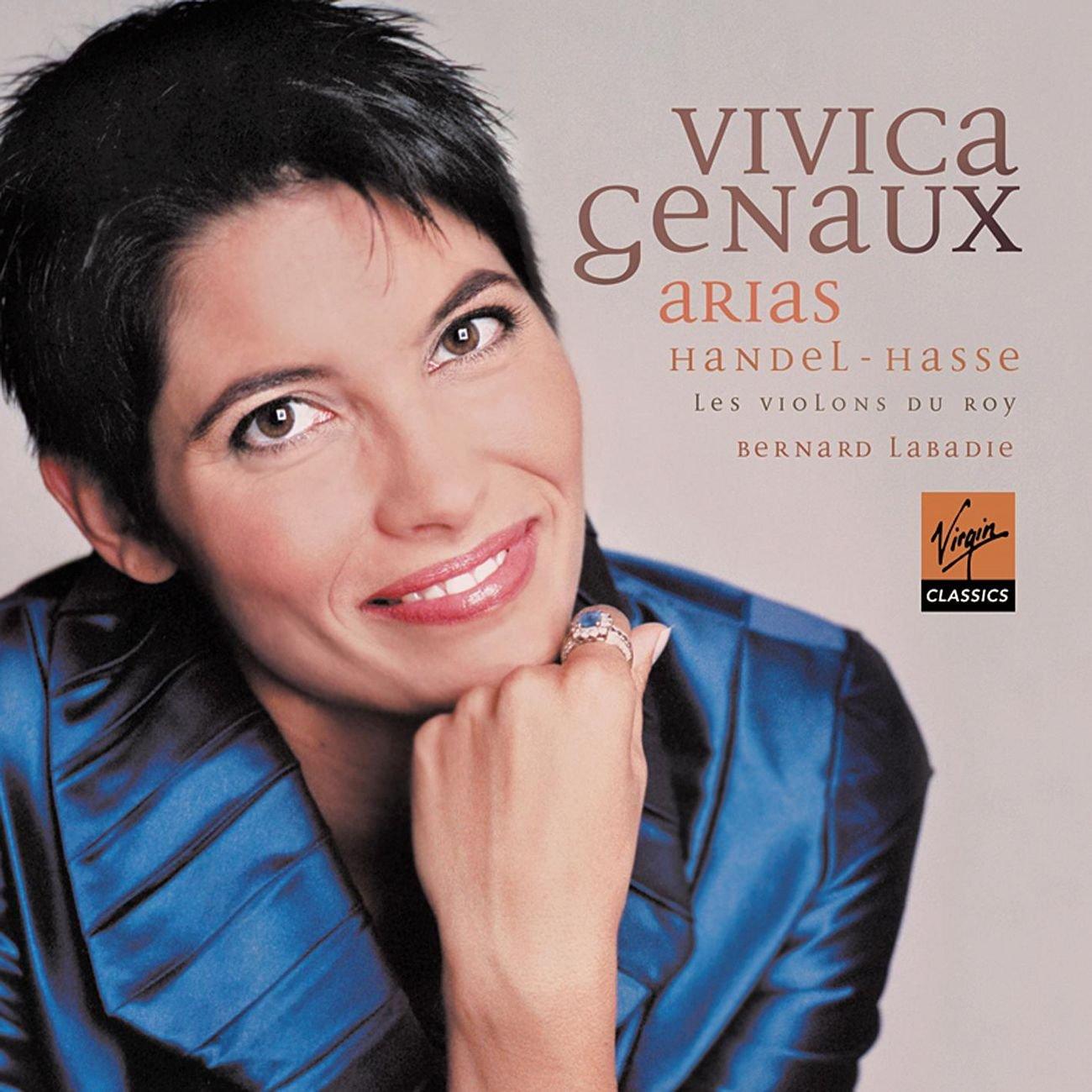 Vivica Genaux - Handel & Hasse Arias: Georg Friedrich Haendel ...