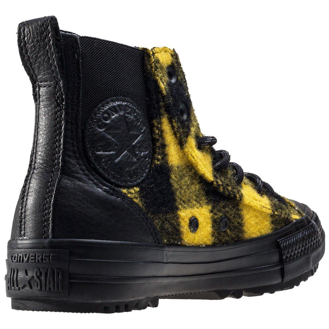 Converse x Woolrich CTAS Chelsee Womens Boot B01CF54WNI 8 B(M) US|Black/Bitter Lemon/Black