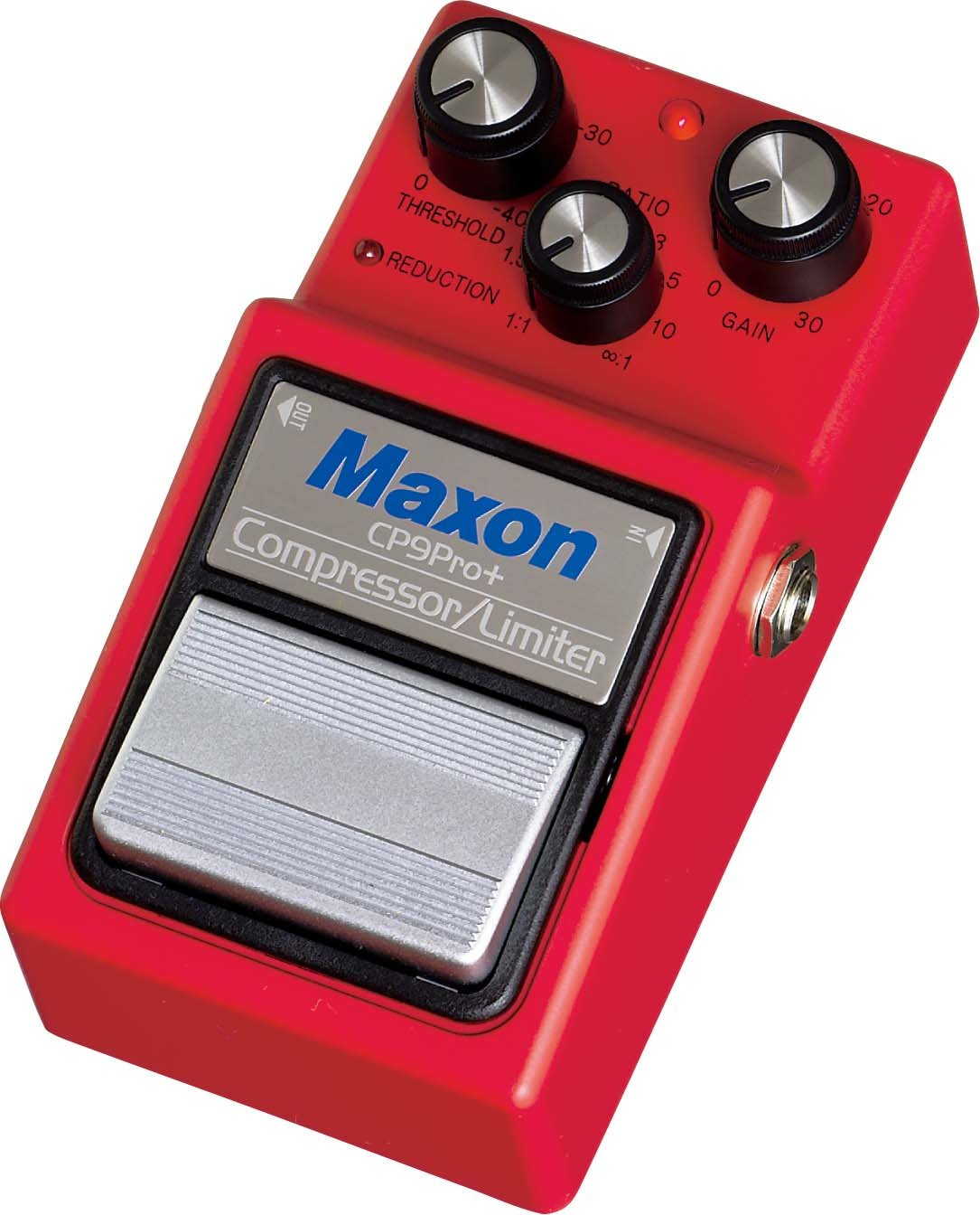 Maxon CP-9 Pro Plus Compressor Guitar Effects Pedal by Maxon (Image #1)