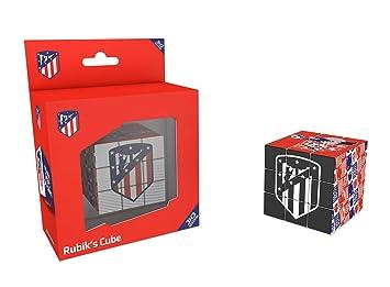 Amazon.com: Kick Off 34810 – Rubik Atletico de Madrid Bucket ...