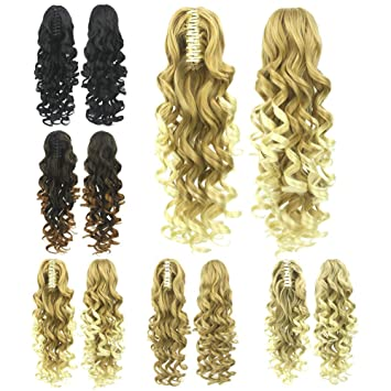 Amazon.com: MaitianGuyou - Extensión de pelo con pinza de ...