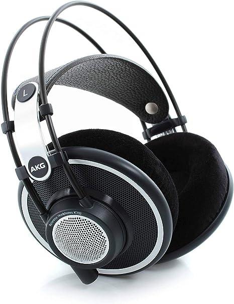 AKG K702 Offene Over Ear Studio Referenzkopfhörer der Premiumklasse