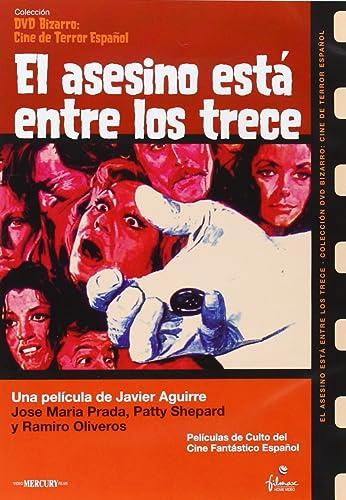 El Asesino Está Entre Los Trece [DVD]: Amazon.es: Varios: Cine y ...