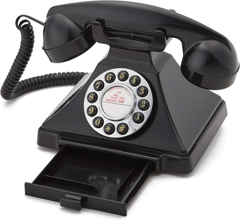 Gpo 1929 S Classic Carrington Retro Drucktasten Telefon Elektronik