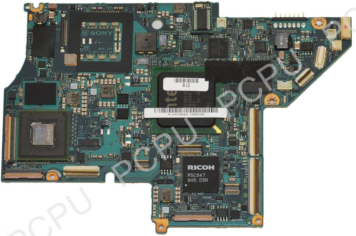 SONY VAIO VGN-Z LAPTOP MOTHERBOARD MBX-183 A1543388A A-1543-388-A B99861109 USA