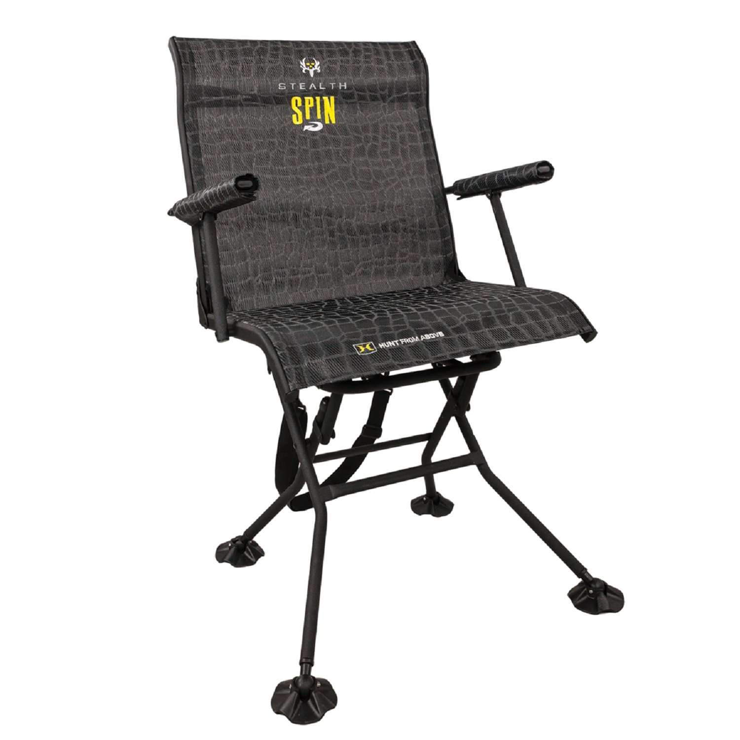 Amazon Hawk Stealth Spin Chair Silent fortable