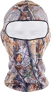 ECYC® 3D Animal Print Outdoor Ski Hood Sombrero Balaclava UV Protect MáScara De Rostro Completo