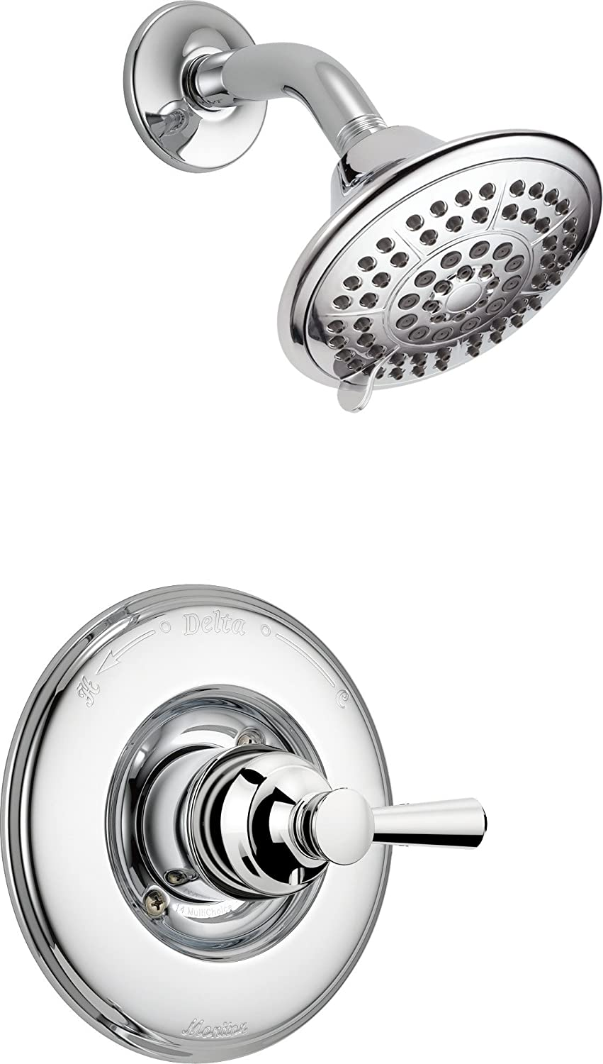 Delta Faucet T14293 Monitor 14 Series Shower Trim, Chrome - - Amazon.com